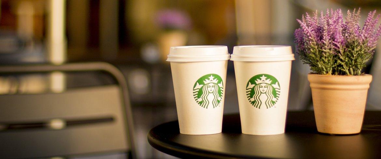 Aktienkauf-Starbucks