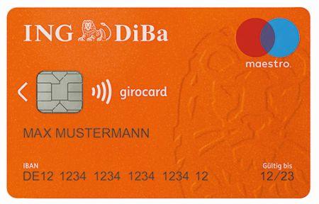 ING-DiBa Girocard