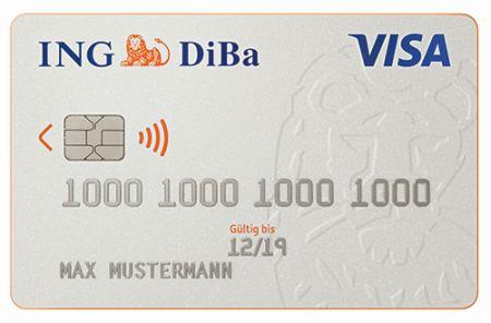 ING-DiBa Visacard