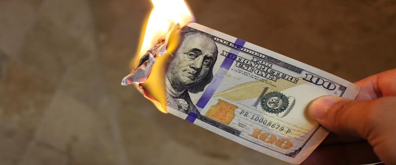 Geld-Wertlos
