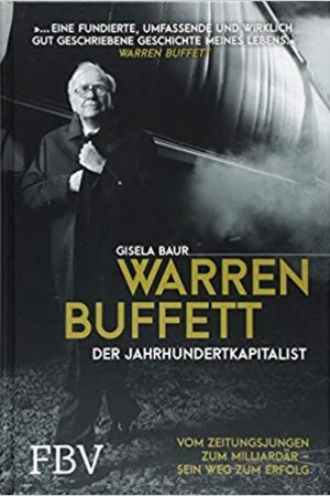 Warren Buffett Biographie