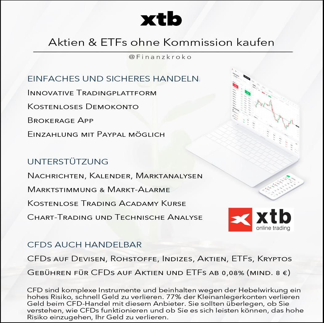 XTB Broker Zusammenfassung
